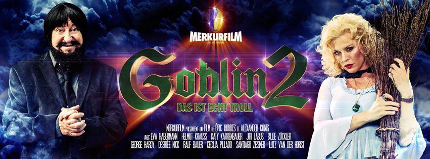 """Gary steht heute für """"Goblin 2"""" vor der Kamera"""