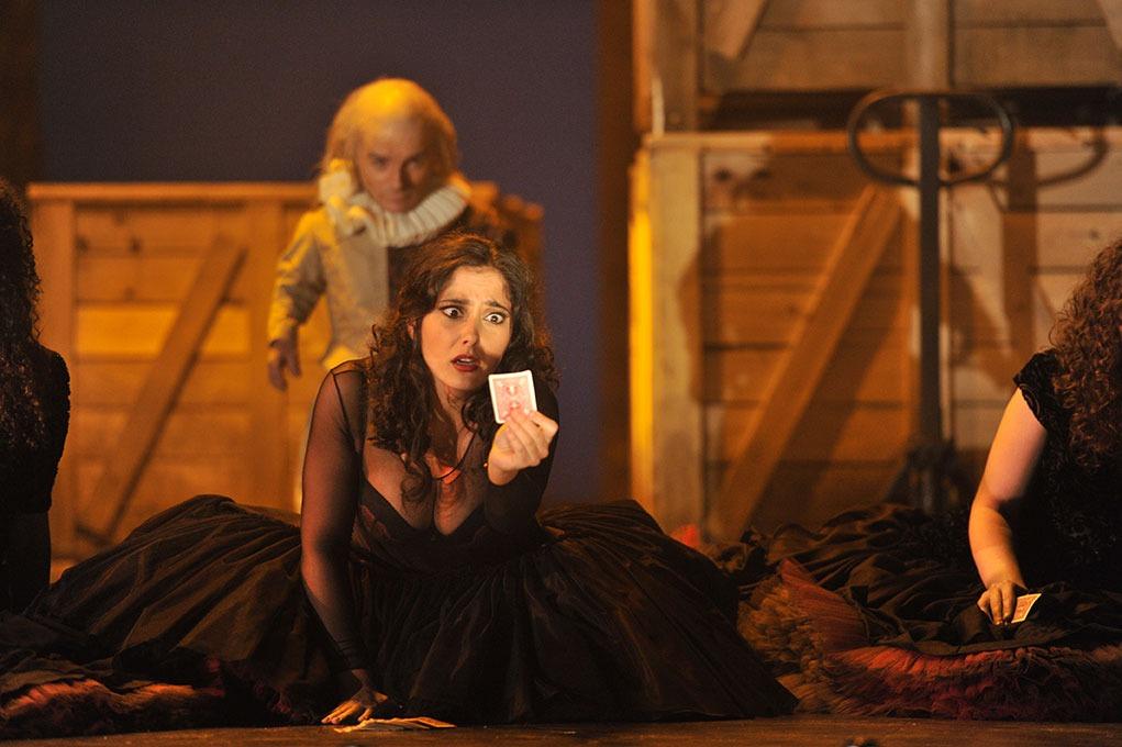 """Peter Gatzweiler spielt heute wieder in der Oper """"Carmen"""" mit"""