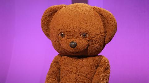 """Peter Brownbill in der TV-Show """"Sag die Wahrheit"""""""