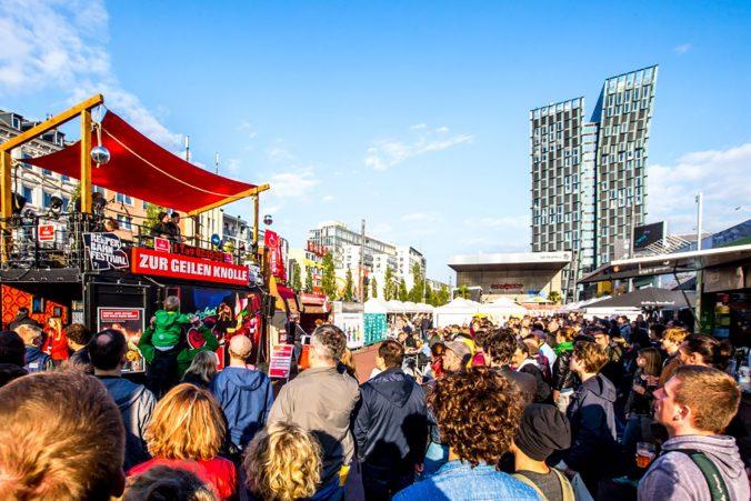 Peter Brownbill auf dem Reeperbahnfestival gebucht