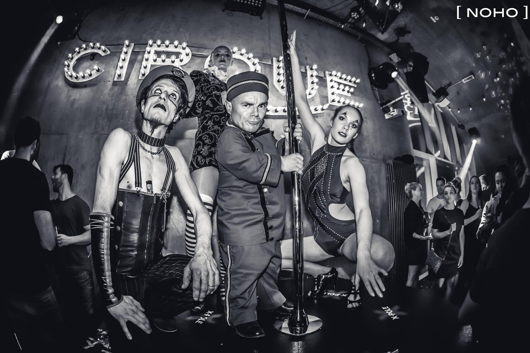 Cirque Du Nightmare at Noho
