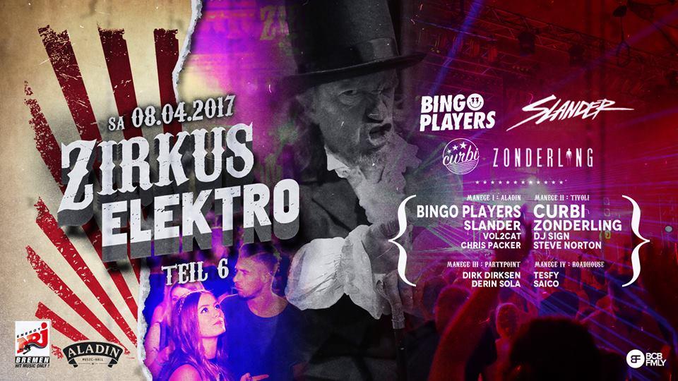Elektro Zirkus 6. Teil