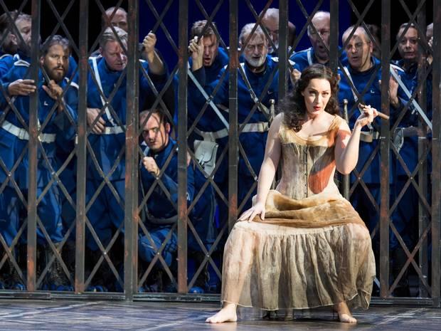 Oper Carmen im Theater Bonn