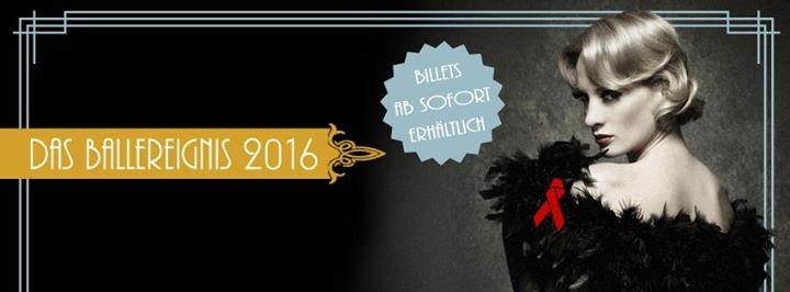 Peter Brownbill als Moderator für den Ball-Belvedere in Nürnberg gebucht