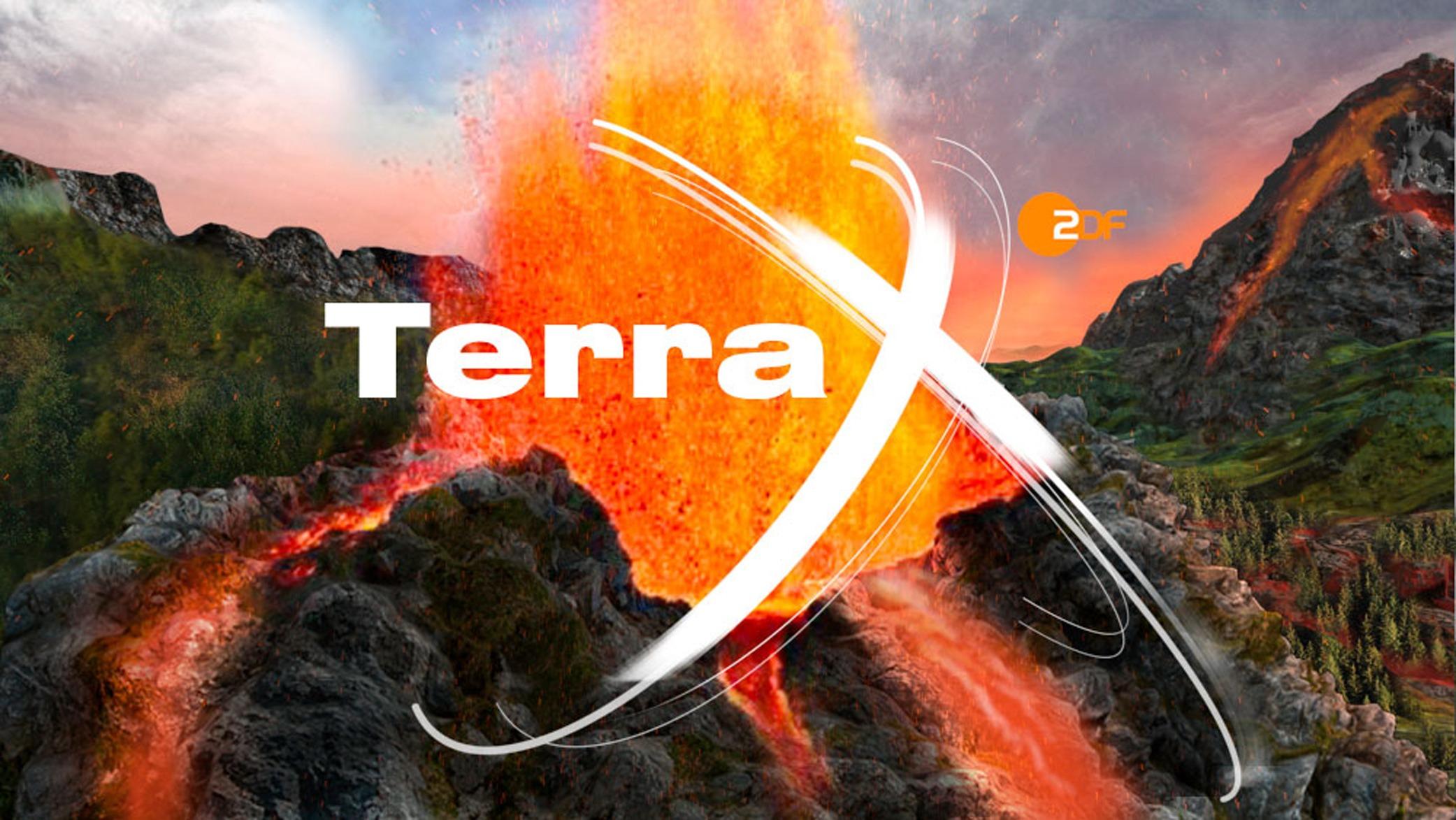 Frank Ramirez spielt in Terra X mit