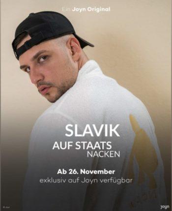 Slavik auf Staats Nacken