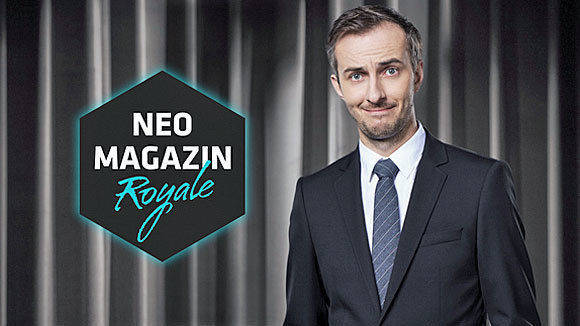 ZDF Neo Magazin Royale supportet